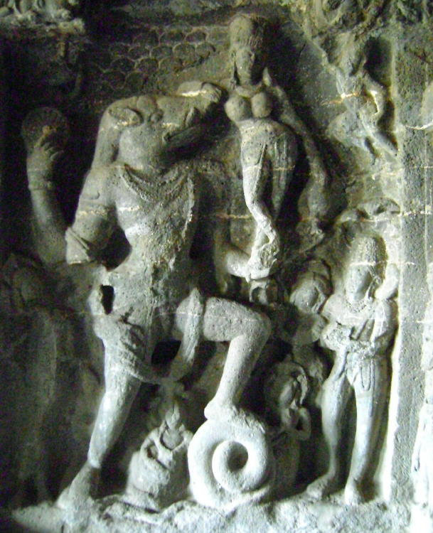 Image result for ellora ten vishnu avatars