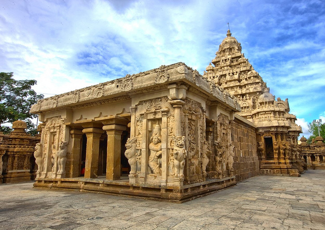 Image result for kailasanatha temple kanchipuram