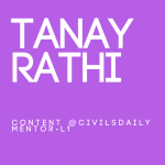 Profile picture of Tanay Rathi